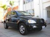 2005 Black Mercedes-Benz ML 350 4Matic #87665728