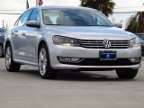 2014 Reflex Silver Metallic Volkswagen Passat TDI SEL Premium #87666112