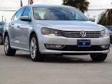 2014 Reflex Silver Metallic Volkswagen Passat TDI SEL Premium #87666110