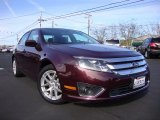2012 Bordeaux Reserve Metallic Ford Fusion SEL #87666028