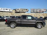 2014 Iridium Metallic GMC Sierra 1500 SLE Double Cab 4x4 #87714484