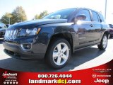 2014 Maximum Steel Metallic Jeep Compass Latitude #87714087
