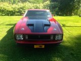 1973 Ford Mustang Custom Candy Apple Red