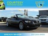 2007 Black Sapphire Metallic BMW 3 Series 328i Convertible #87714481