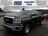 2014 Iridium Metallic GMC Sierra 1500 Double Cab 4x4 #87714180