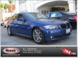2009 Montego Blue Metallic BMW 3 Series 328i Sedan #87714072