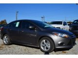2014 Sterling Gray Ford Focus SE Sedan #87714163