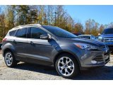 2014 Sterling Gray Ford Escape Titanium 2.0L EcoBoost #87714161