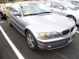 2005 Titanium Silver Metallic BMW 3 Series 325xi Sedan #87714457