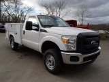 2013 Ford F250 Super Duty XL Regular Cab 4x4 Utility Truck Data, Info and Specs