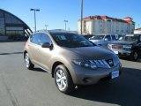 2009 Tinted Bronze Metallic Nissan Murano S AWD #87714353