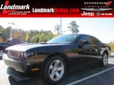 2011 Black Dodge Challenger SE #87714136