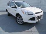 2014 White Platinum Ford Escape SE 1.6L EcoBoost #87714239