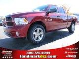 2014 Deep Cherry Red Crystal Pearl Ram 1500 Express Quad Cab #87714112