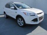 2014 White Platinum Ford Escape SE 1.6L EcoBoost #87714238