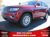 2014 Deep Cherry Red Crystal Pearl Jeep Grand Cherokee Laredo #87714094