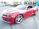 2014 Red Rock Metallic Chevrolet Camaro SS/RS Convertible #87713843