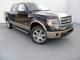 2013 Kodiak Brown Metallic Ford F150 King Ranch SuperCrew 4x4 #87714229