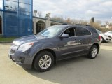 2013 Atlantis Blue Metallic Chevrolet Equinox LT AWD #87714001