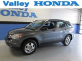 2011 Polished Metal Metallic Honda CR-V LX 4WD #87713896