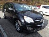 2010 Black Chevrolet Equinox LS AWD #87763387