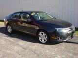 2010 Atlantis Green Metallic Ford Fusion SE #87763425