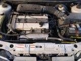 Mercury Mystique Engines