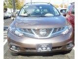 2011 Tinted Bronze Nissan Murano SL AWD #87763363