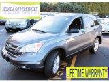 2010 Polished Metal Metallic Honda CR-V EX AWD #87763170