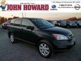 2011 Crystal Black Pearl Honda CR-V SE 4WD #87763348