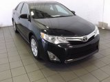 2012 Attitude Black Metallic Toyota Camry XLE #87763130