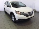 2014 White Diamond Pearl Honda CR-V LX #87763129