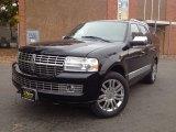Black Lincoln Navigator in 2008