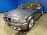2003 Steel Blue Metallic BMW 3 Series 330i Coupe #87763119