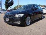 2010 Jet Black BMW 3 Series 335d Sedan #87784116