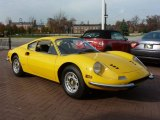 Ferrari Dino 1972 Data, Info and Specs