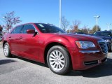 2014 Chrysler 300 Deep Cherry Red Crystal Pearl