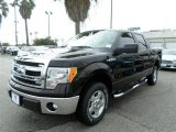 2013 Kodiak Brown Metallic Ford F150 XLT SuperCrew #87789848