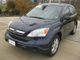 2009 Royal Blue Pearl Honda CR-V EX 4WD #87790079