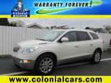 2011 White Opal Buick Enclave CXL AWD #87790172