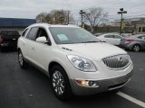White Opal Buick Enclave in 2011