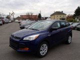 2014 Deep Impact Blue Ford Escape S #87790126