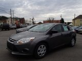 2014 Sterling Gray Ford Focus S Sedan #87790124