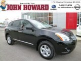 2013 Super Black Nissan Rogue S Special Edition AWD #87822352