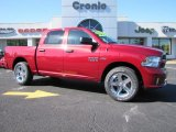 2014 Deep Cherry Red Crystal Pearl Ram 1500 Express Crew Cab #87822101