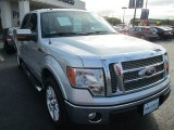 2010 Ingot Silver Metallic Ford F150 Lariat SuperCrew #87822002