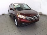 2012 Basque Red Pearl II Honda CR-V EX-L #87821929