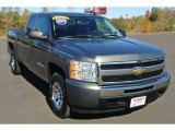 2011 Taupe Gray Metallic Chevrolet Silverado 1500 LT Extended Cab #87822336