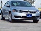 2014 Reflex Silver Metallic Volkswagen Passat TDI SE #87822417