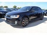 2014 Deep Black Pearl Metallic Volkswagen Jetta GLI Autobahn #87822243